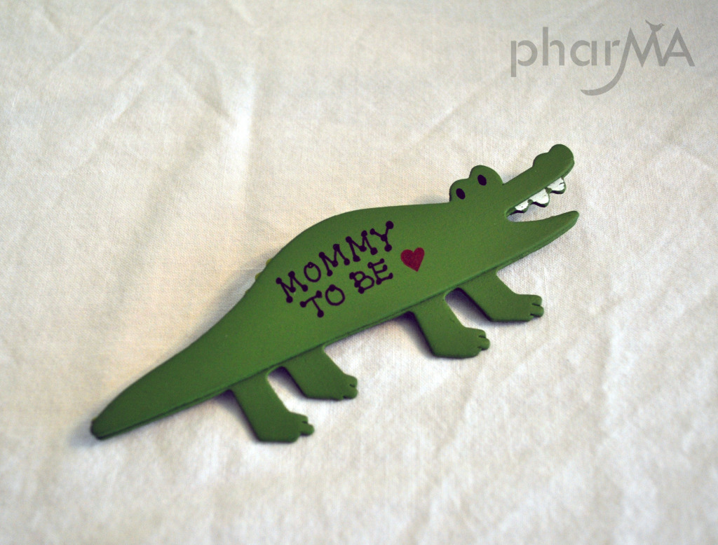 Gator Baby Shower, Alligator Inspired Baby Shower, UF Baby Shower
