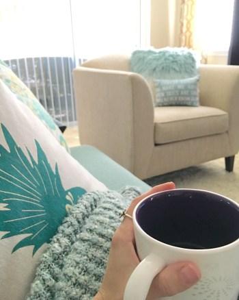 Budget Friendly Living Room Update