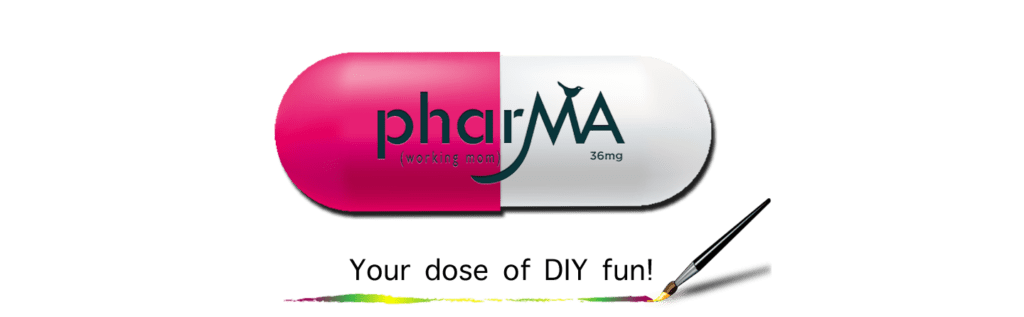 Phar-MA.com, Pharma rep/mom/DIY blogger