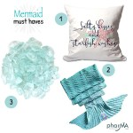 Mermaid Inspired Florida Room