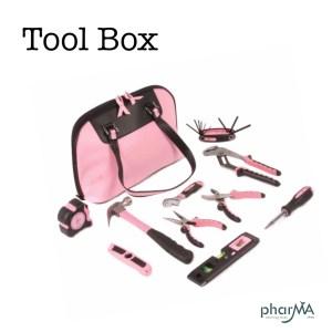 Single mom/DIY Blogger PharMA toolbox