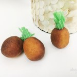 Pineapple Donut Holes