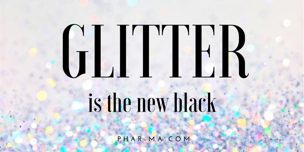 Glitter Nail Polish tips, DIY Manicure, Glitter Polish