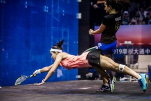 "CIBNews – Nour El Tayeb: ""I'm getting back to a good level of squash"""