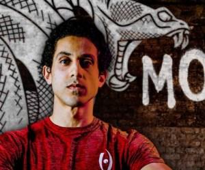Tarek Momen in SquashXtra
