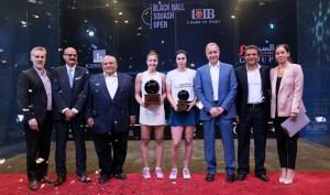CIB BlackBall Women 2020 – Hania Champion