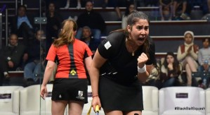 Mariam Metwally: 'When I'm injury free, I can beat the top players'
