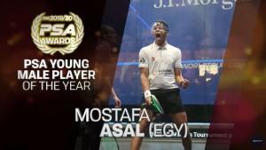 Mostafa Asal: Working hard to reach World #1