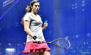 "Sherbini: ""All I was thinking was to play the World Championship""…"