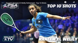 SquashTV: 10 best shots