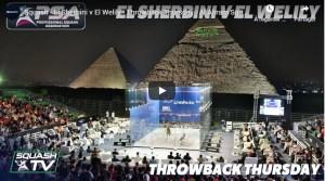 Al-Ahram Final 2016 versus Nour El Sherbini