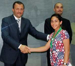 Rankings: Salma Hany reaches top 10…