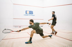 Round One results and quotes: Karim El Hammamy is back