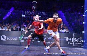 "Mohamed ElShorbagy: ""What it took to beat Greg was a lot…"""