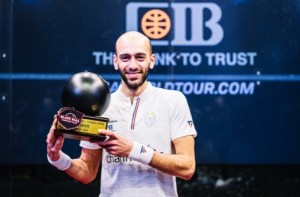 CIB BlackBall Men: Marwan takes the title