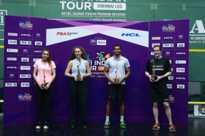 Chennai, India: Hana prevails in all Egyptian Final