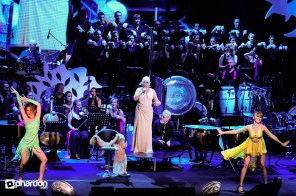 Sezen Aksu Concert Harbiye Open Air Theatre Event Photos