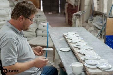 Porcelain Factory Company Corporate Photos