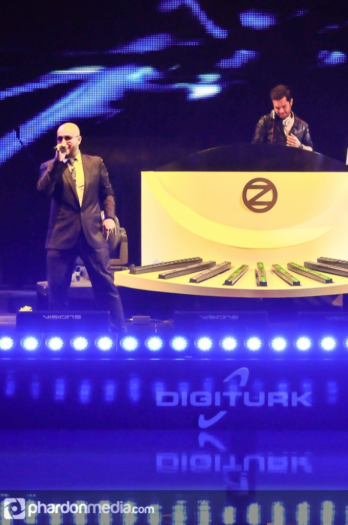 Beduk Concert Galatasaray Island Event Photos