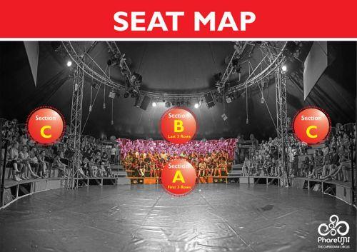 Phare Seat Map