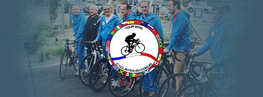 Cyclistes Du Cur 2015 PHARE FM