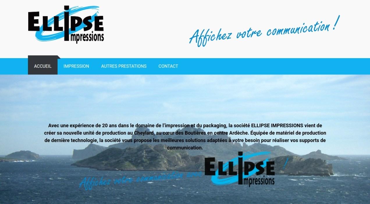 ellipse impressions