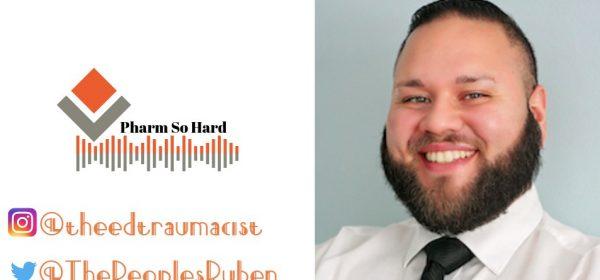 Ruben Santiago, Pharm.D., BCPS, BCCCP, Emergency Medicine Clinical Pharmacist