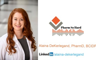 Episode 15: Keeping Ahead of Coronavirus. Helpful Information During the COVID-19 Pandemic With Alaina Dekerlegand, PharmD, BCIDP