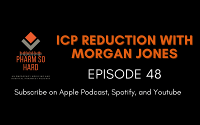 Why Are You So Salty! Intracranial Pressure Reduction with Morgan Jones