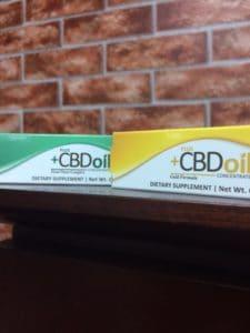 CBD Oil Concentrates