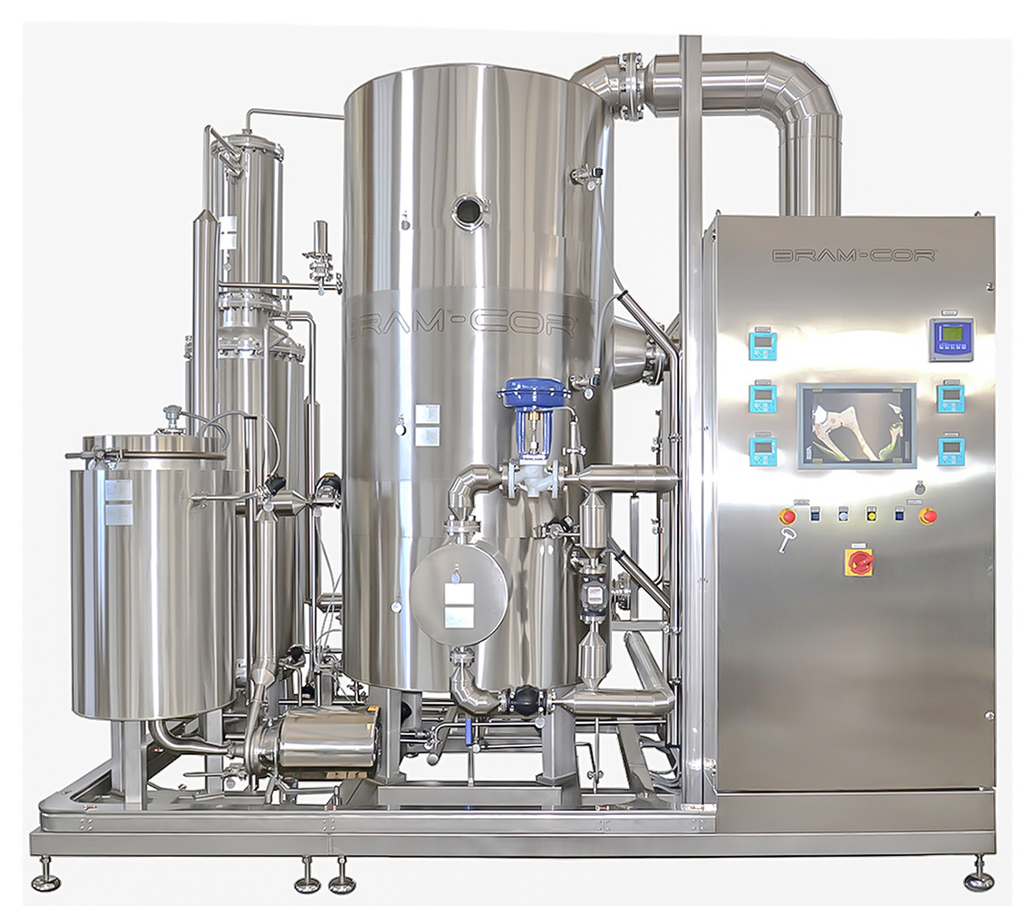 WFI FROM VAPOR COMPRESSION DISTILLATION - AWS SYSTEMS