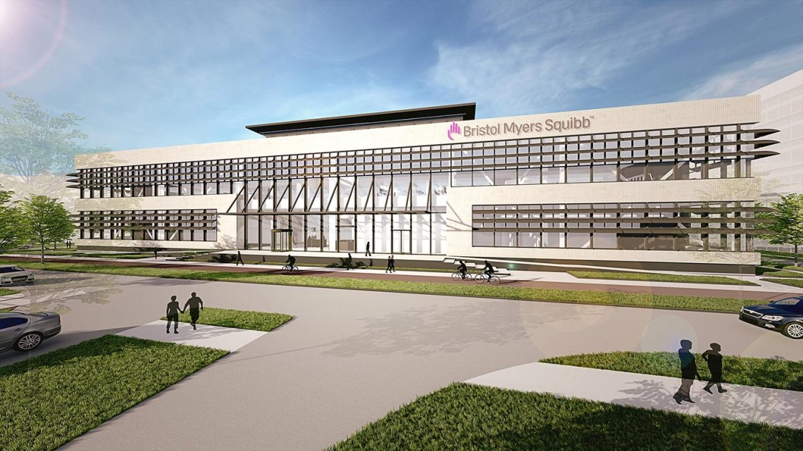 BMS builds new cell therapy manufacturing facility in the Netherlands