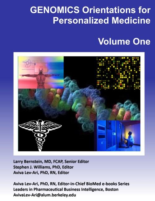 genomicsinpersonalizedmedicinecovervolumeone