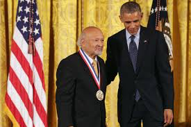 2014 Recepeint of National Medal of Science Image Courtesy of Google Images
