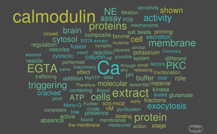 Article XIII Ca2+-Stimulated Exocytosis The Role of Calmodulin and Protein Kinase C in Ca2+ Regulation of Hormone and Neurotransmitter