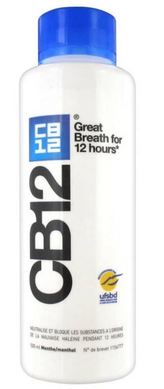 CB12 bain de bouche - Laboratoire Mylan