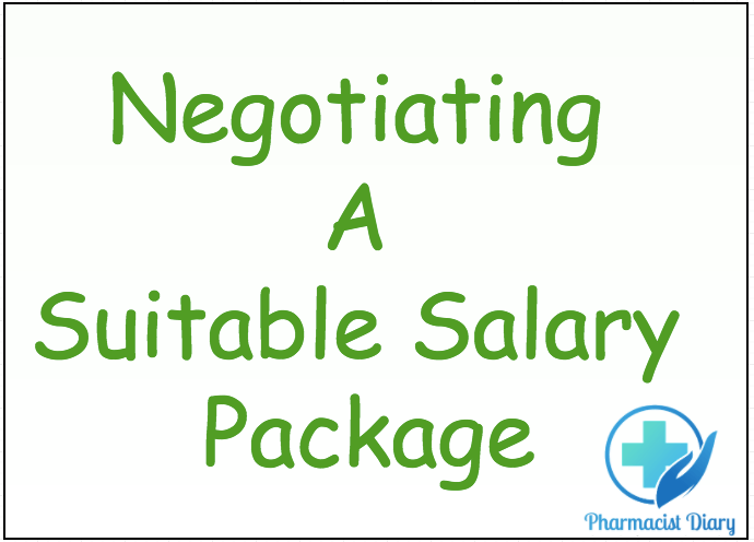 Negotiating A Suitable Salary Package