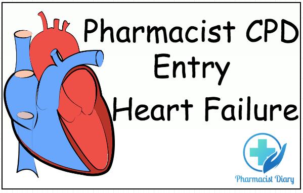 Pharmacist CPD Entry Heart Failure
