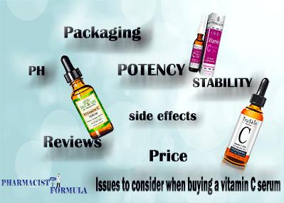 buying the best brand of Vitamin C serum
