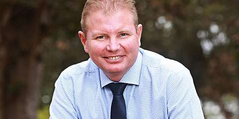 The Hon. Craig Laundy MP to address delegates