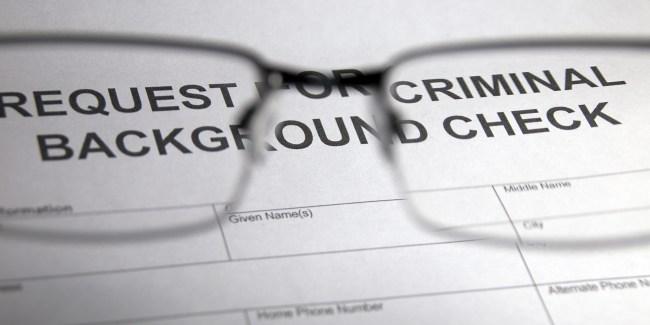 Criminal Check