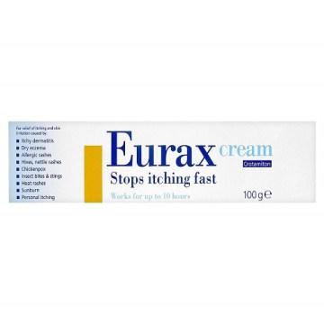 Eurax 100g Cream