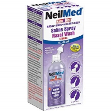 Neilmed NasaMist All In One Saline Spray 177ml
