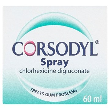 Corsodyl Mouth Spray 60ml