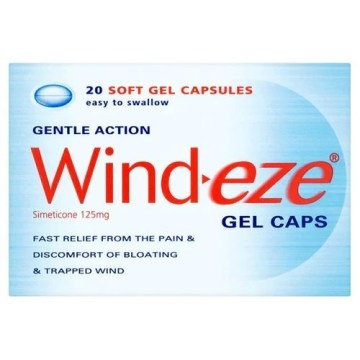 Windeze Gel Capsules 20`s