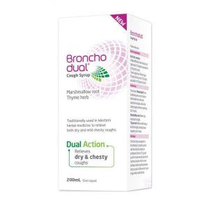 Bronchodual Cough Syrup 200ml
