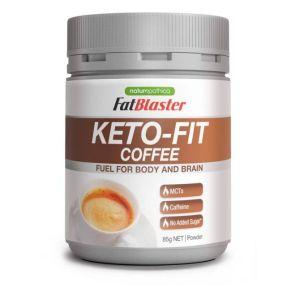Naturopathica FatBlaster Keto-Fit Coffee 85g