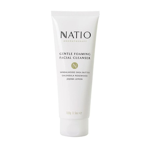 Natio Gentle Foaming Facial Cleanser 100g 3