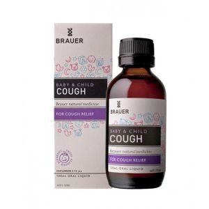 Brauer Baby & Child Cough 100ml