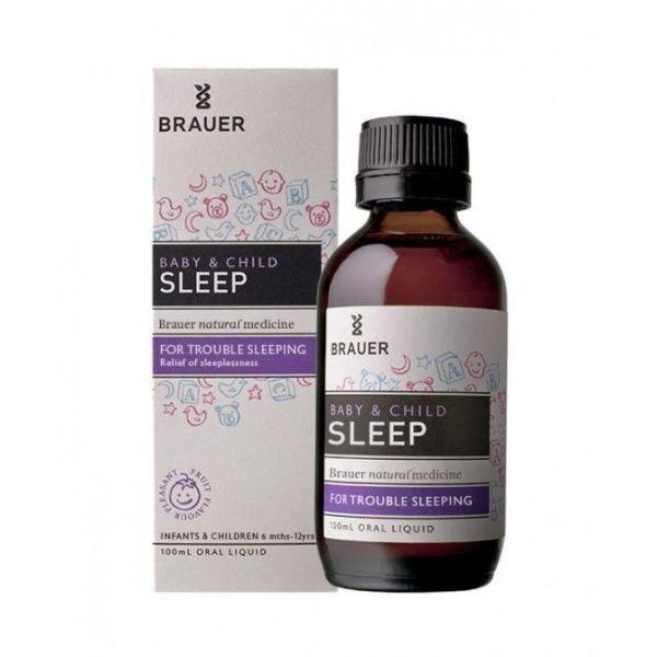 Brauer Baby & Child Sleep 100ml 3